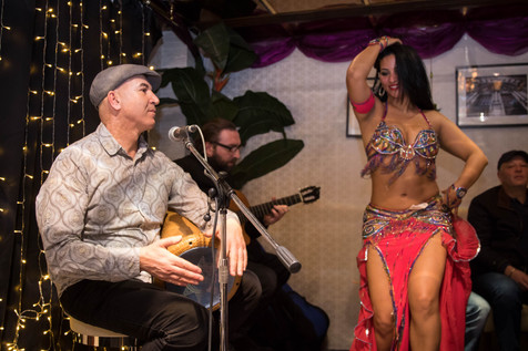 Hire Arabic Band and Belly Dancers for Party and Events - London   Red Panda Agency Entertainment