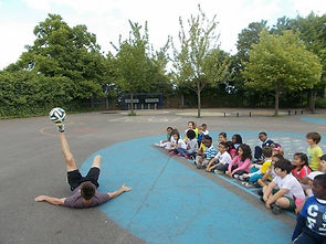 Football Freestyler workshops