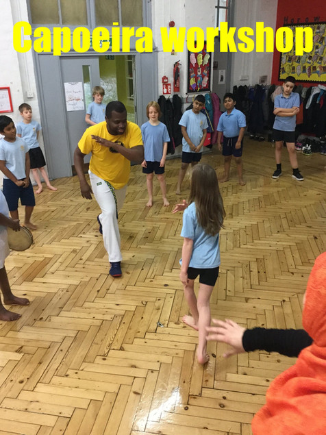 Book Capoeira Dance Workshops | Red Panda Agency Entertainment