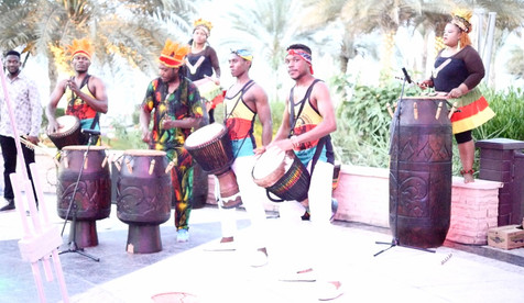 Hire Afro Caribbean Show in UAE - Dubai - Bahrain - Qatar - Abu Dhabi | Red Panda Agency Entertainme