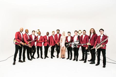 Hire Bespoke Band - London - UK | Red Panda Agency Entertainment