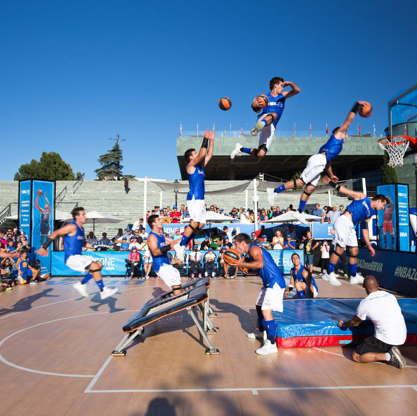 Basketball Freestylers