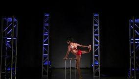 Circus acrobatics