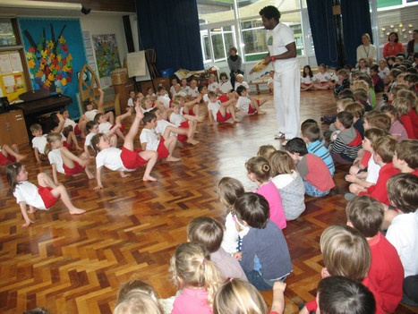 Book Capoeira Workshops for Schools - Primary School and Secondary School
