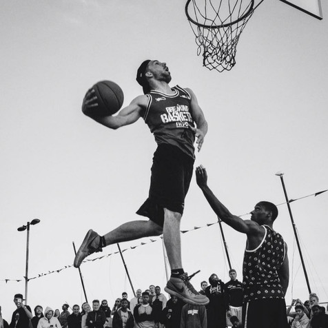 Book or Hire Basketball Freestylers - London | Red Panda Agency Entertainment