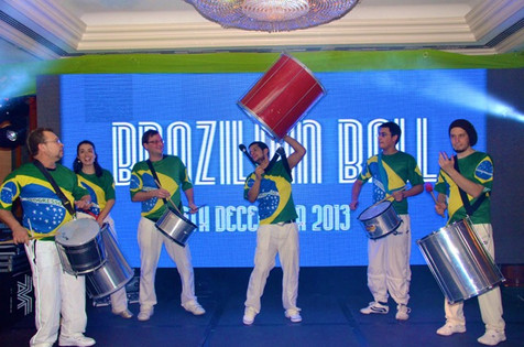 Hire Taste of Brazil Samba Dancers - Book Brazilian Dancers - UK