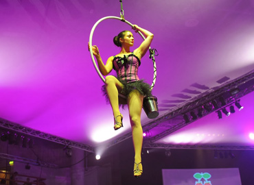 Fancy Aerialist UK