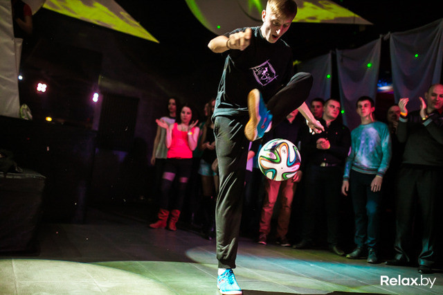 Football Freestyle for events
