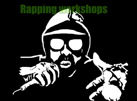 Rapping workshops for primary and secondary schools   Red Panda Workshops