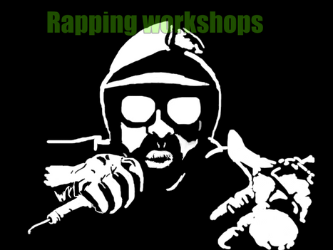 Rapping workshops for primary and secondary schools | Red Panda Workshops