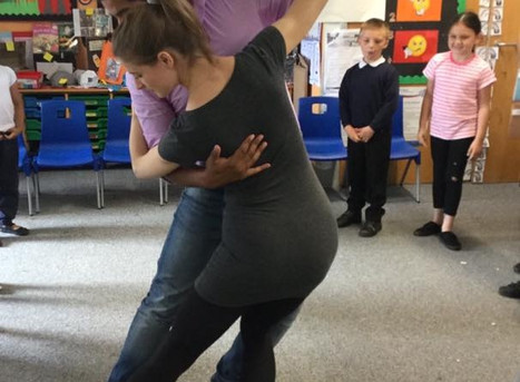 Tango workshops for primary and secondary schools   Red Panda Workshops