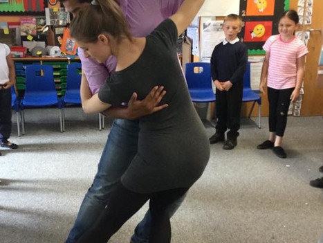Tango workshops for primary and secondary schools | Red Panda Workshops