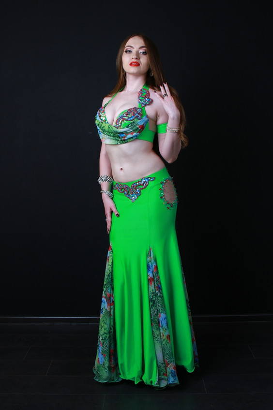 Belly Dancer from Russia