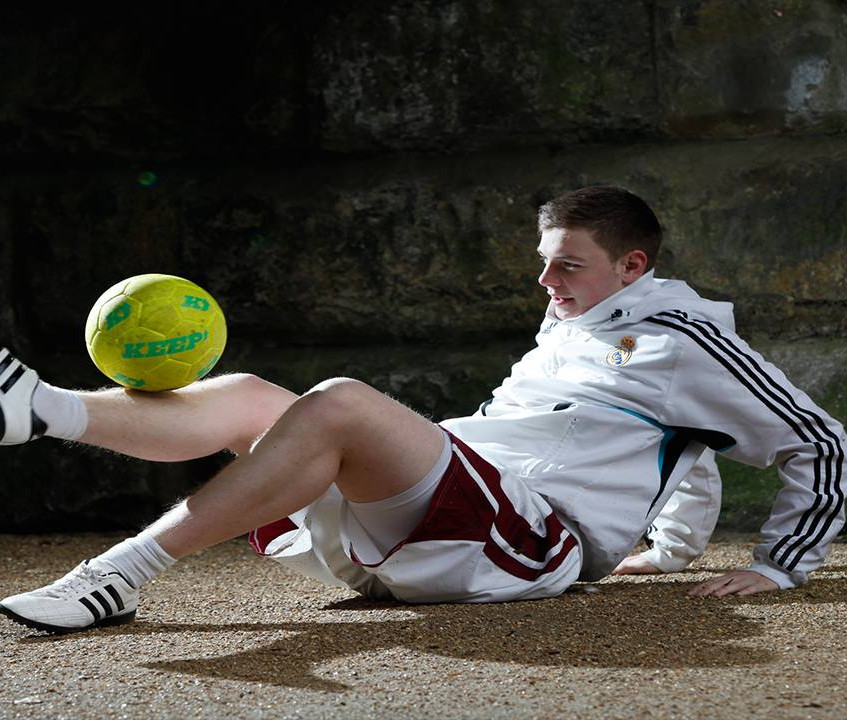 Football Freestyler North West UK