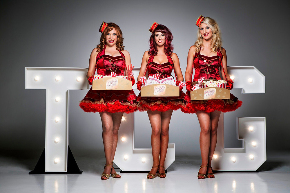 The Candy Girls - UK | Red Panda Agency Entertainment