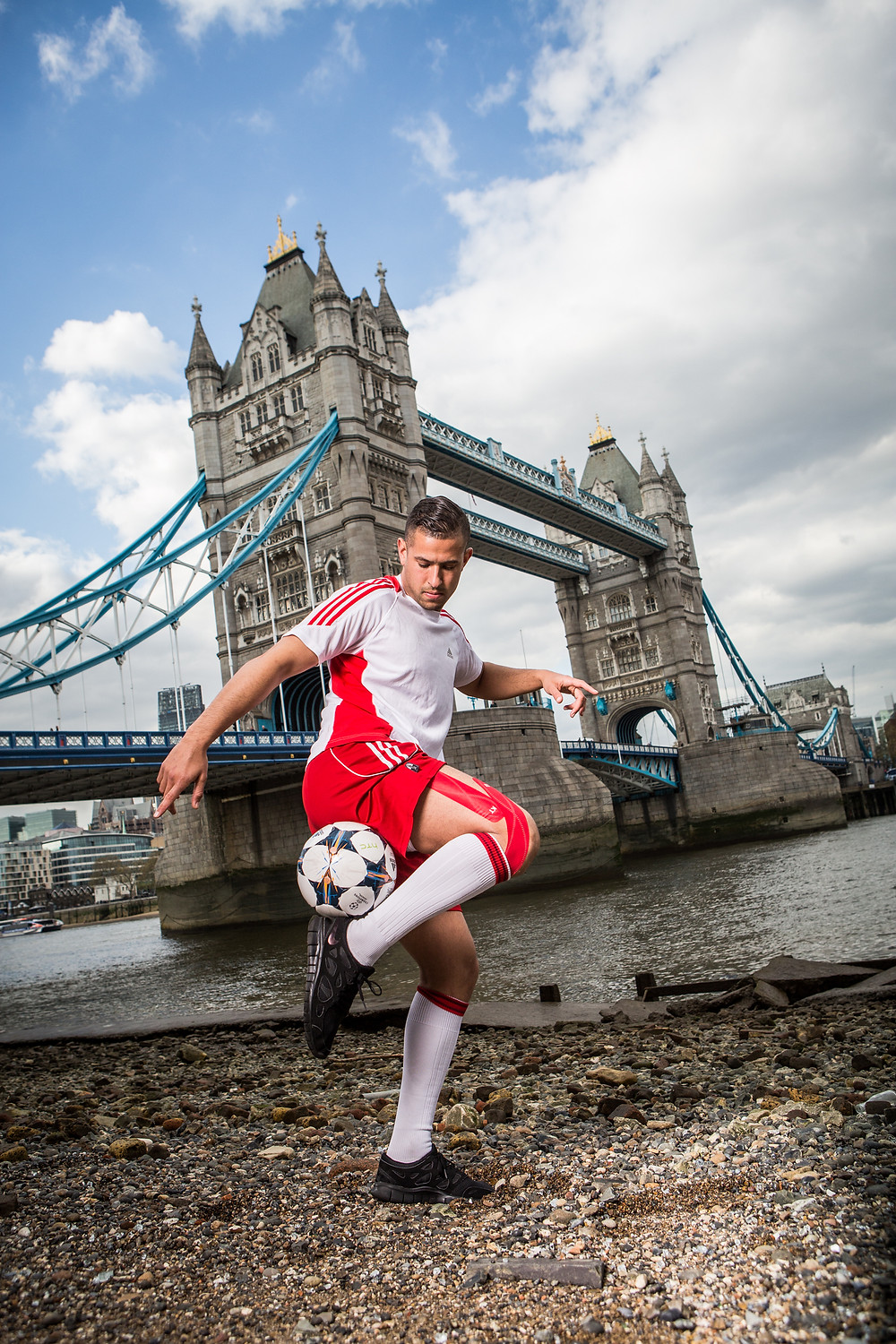 Football Freestylers London