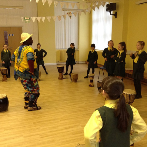African Drumming Hire