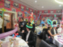 Hire entertainers for children's parties