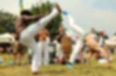 Capoeira dancers hire