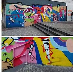 Graffiti in Brazil