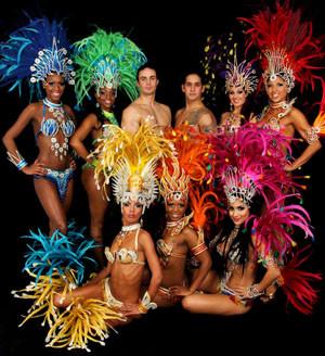 Hire Brazilian Dancers