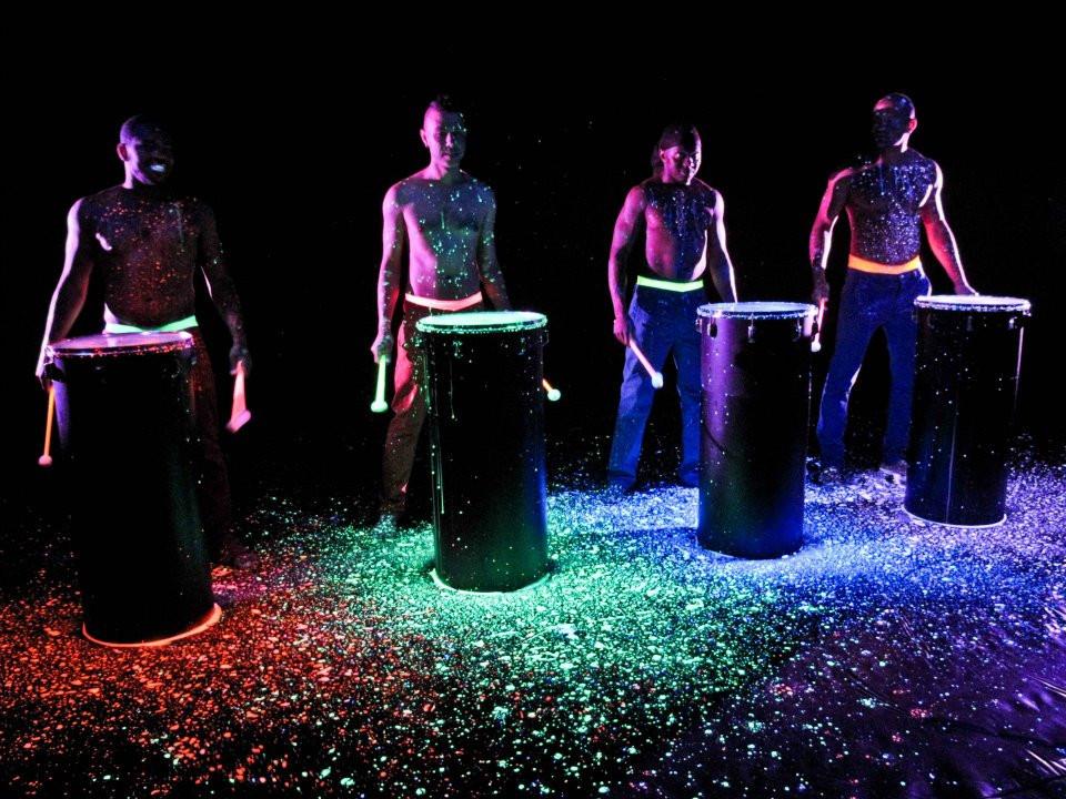 Corporate Drumming Team Building
