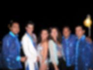 Salsa dancers hire