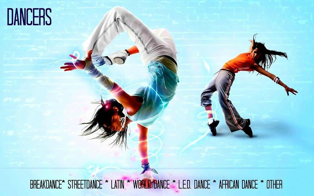 Street dance workshops for schools