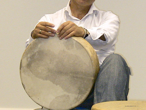 Book Arabic Percussion for School Workshops