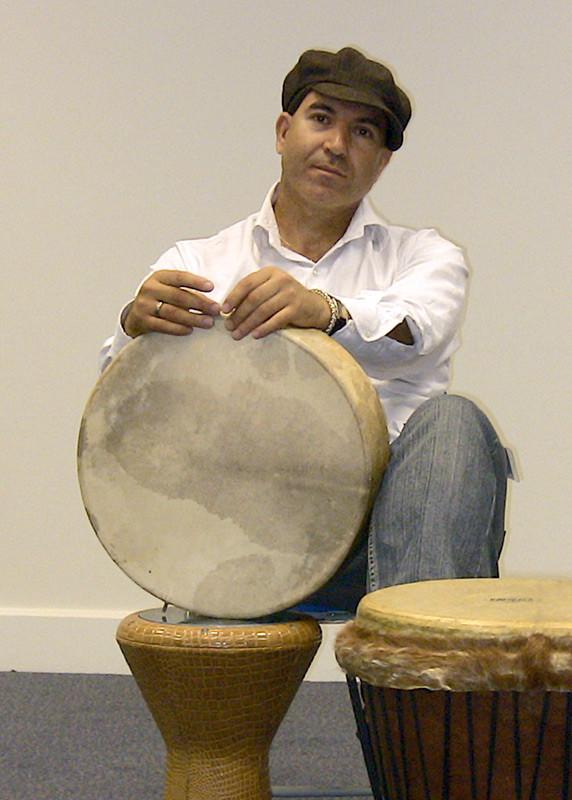 Arabic percussion workshops for schools