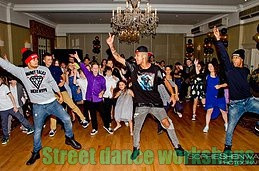 Street dance workshops for primary and secondary schools | Red Panda Workshops
