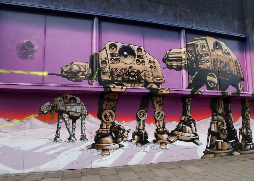 Graffiti Kings for Hire