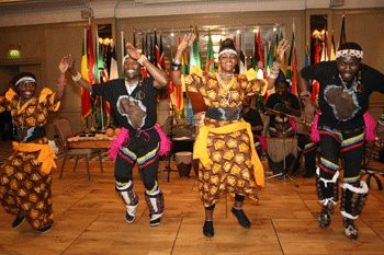 Hire African Dancers