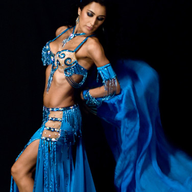 Belly dancer hire