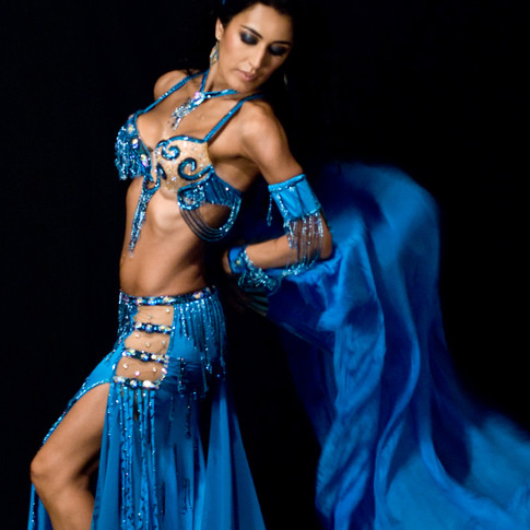 Belly dancer hire