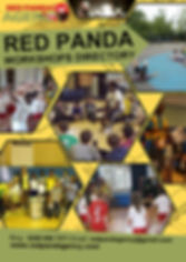 Red Panda School Workshops UK