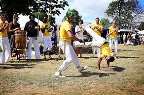 Hire Capoeira dancers