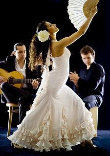 Flamenco dancers london