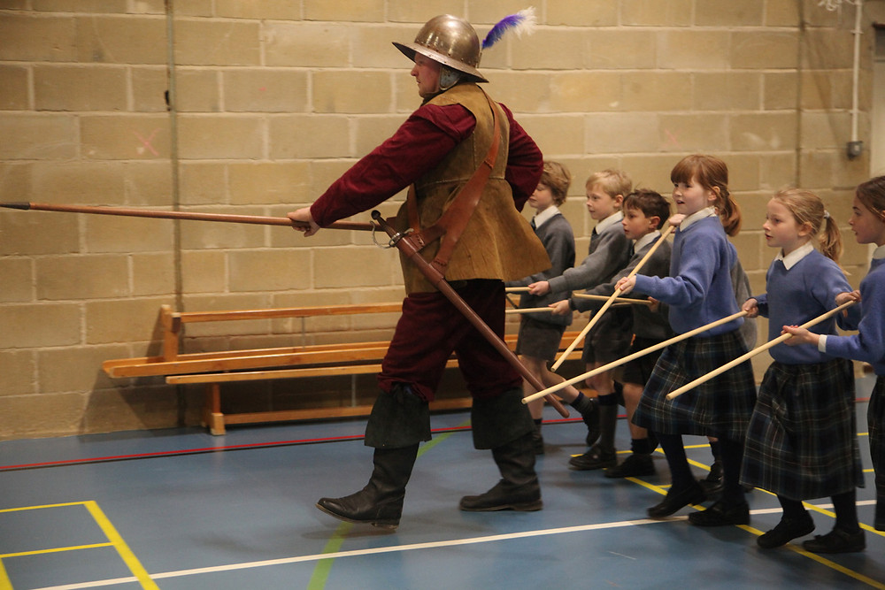 History workshops for schools