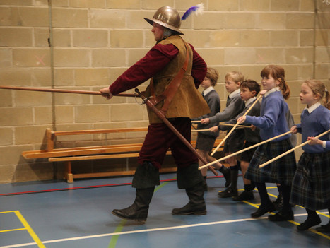 Steamhorse Interactive Workshops - Primary School - Secondary School