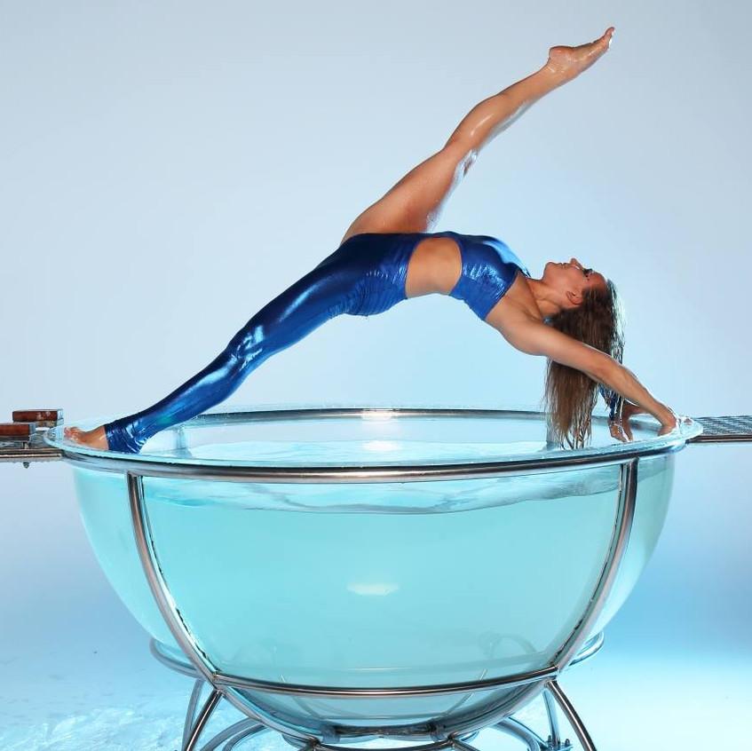 Ania Aerial Acrobatics
