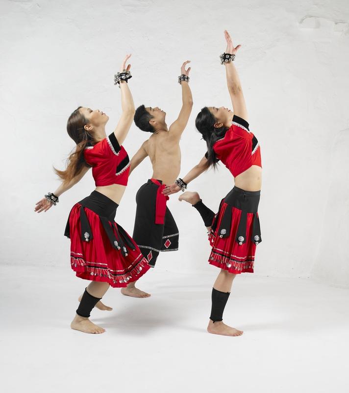 Chinese Dance Sinman