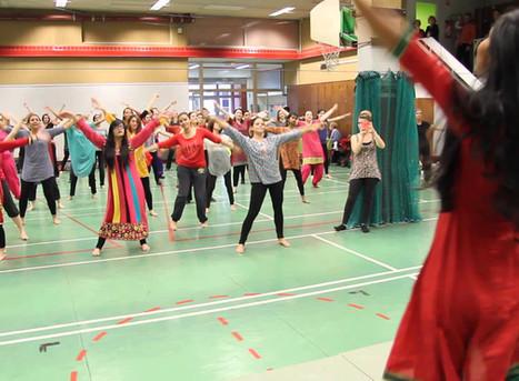 Book Bollywood Dance Workshops for Schools - Primary School - Secondary School