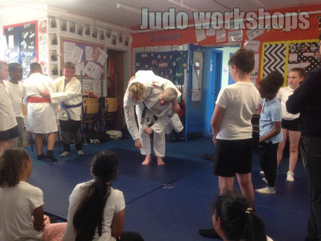Judo workshops for primary and secondary schools | Red Panda Workshops
