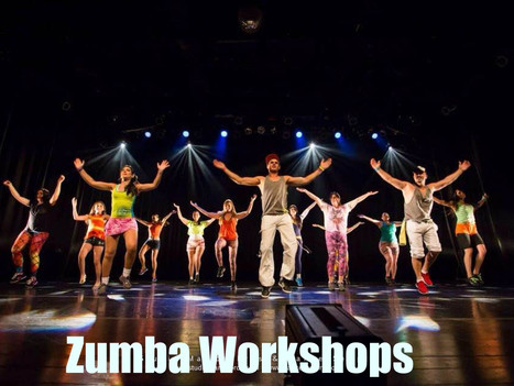Zumba workshops for primary and secondary schools | Red Panda Workshops