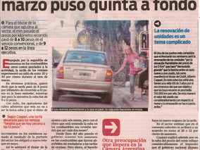 Tarifas Remises Diario Popular