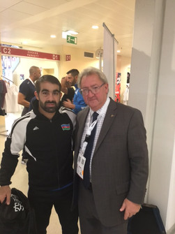 AS with karate world champion Aghayev.JP