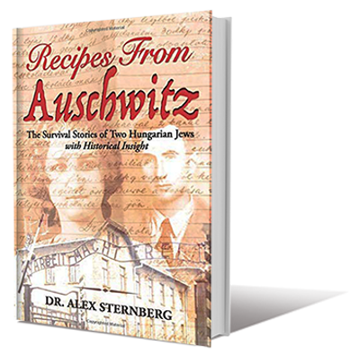 Recipes form Auschwitz book