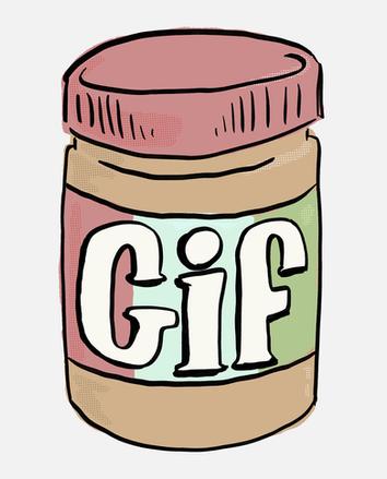 Peanut butter Gif