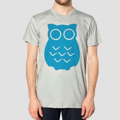 Owl T-Shirt Design